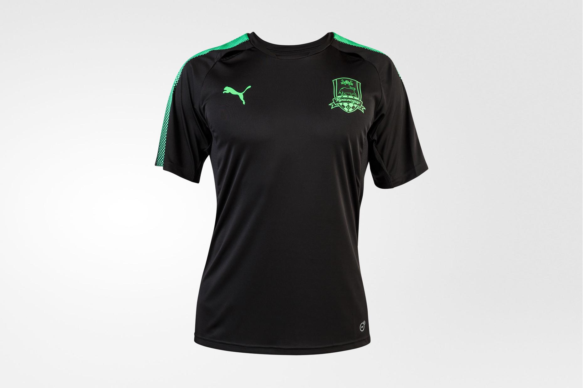 Футболка тренировочная Puma FC Krasnodar Training SS Jersey 6e7c9c2e498