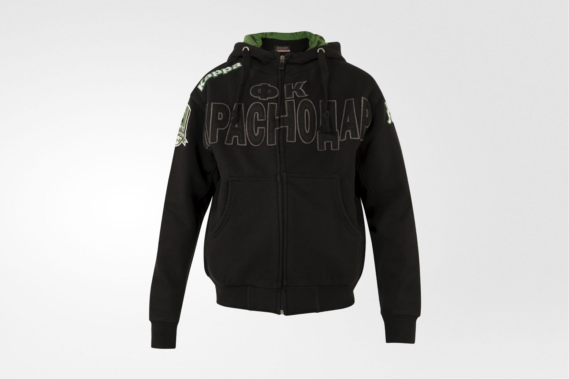 a4a131911c87 Джемпер детский Kappa FC Krasndoar Zip Jacket