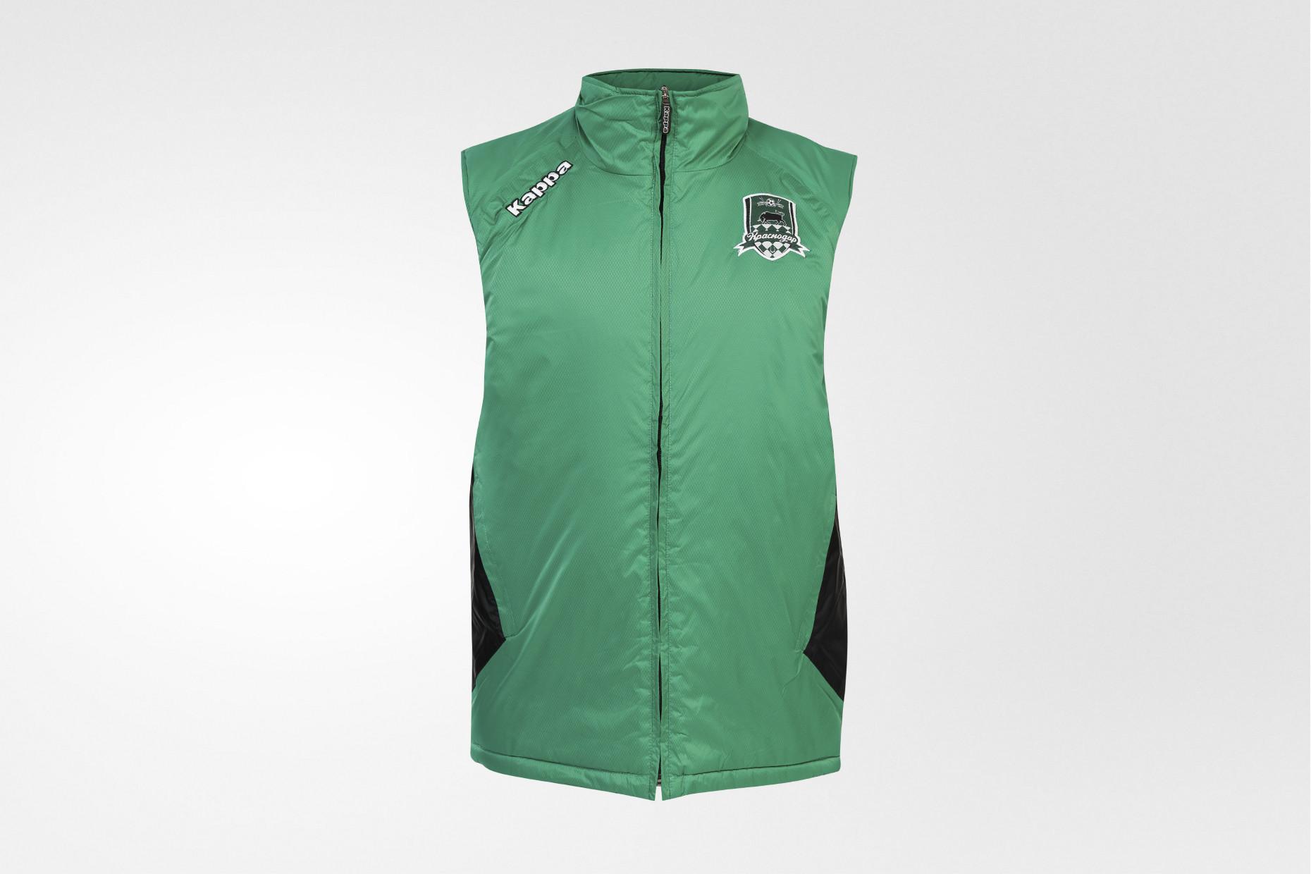 2cb906dd9304 Жилет детский Kappa FC Krasnodar Padded Vest