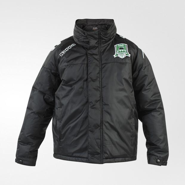5b4ce70b5af7 Куртка детская Kappa FC Krasnodar School Jacket