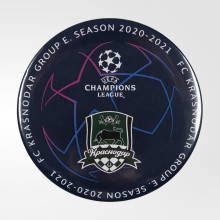 Значок FC Krasnodar «Champions League»